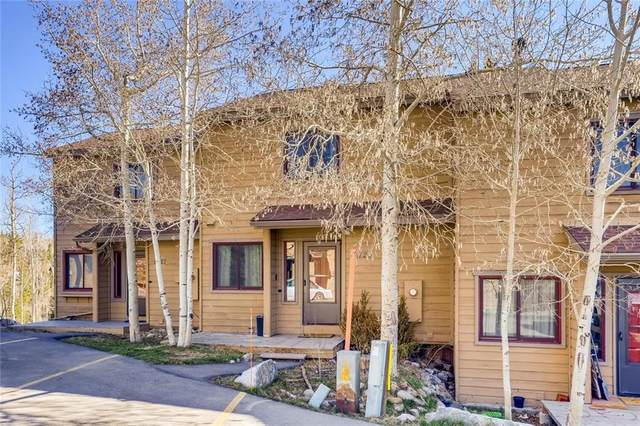 6726 Ryan Gulch Road #6726, Silverthorne, CO 80498 (MLS #S1025969) :: Dwell Summit Real Estate