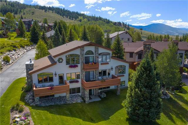 454 Ensign Drive B, Dillon, CO 80435 (MLS #S1025970) :: Dwell Summit Real Estate
