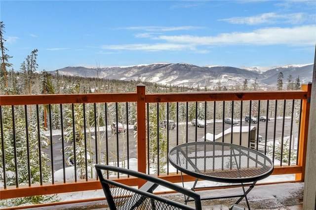 4200 Lodge Pole Circle #102, Silverthorne, CO 80498 (MLS #S1025992) :: Dwell Summit Real Estate