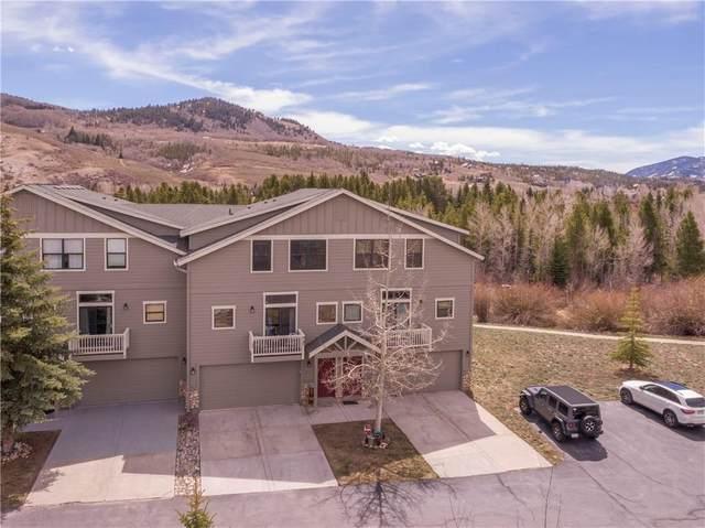 128 Creek Lane #128, Silverthorne, CO 80498 (MLS #S1025996) :: Dwell Summit Real Estate
