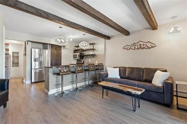 410 Tenderfoot Street #35, Dillon, CO 80435 (MLS #S1025998) :: Dwell Summit Real Estate