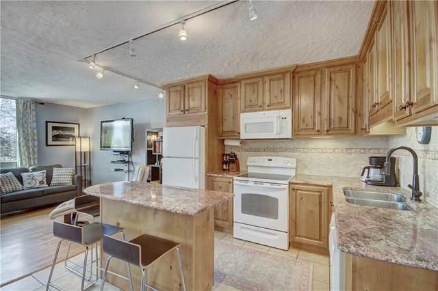 490 Straight Creek Drive #518, Dillon, CO 80435 (MLS #S1026004) :: Dwell Summit Real Estate