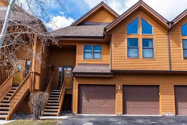 64 Snake River Road #37, Keystone, CO 80435 (MLS #S1026012) :: Colorado Real Estate Summit County, LLC