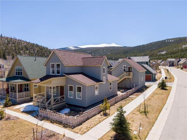 402 Bridge Street, Breckenridge, CO 80424 (MLS #S1026021) :: Dwell Summit Real Estate