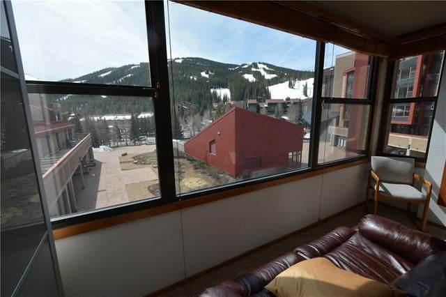 189 Ten Mile Circle #353, Copper Mountain, CO 80443 (MLS #S1026024) :: Colorado Real Estate Summit County, LLC