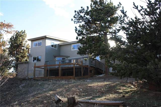 108 Windage Drive, Como, CO 80432 (MLS #S1026025) :: Dwell Summit Real Estate