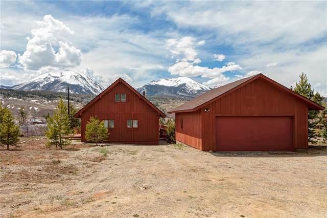 605 Tanglewood Lane, Silverthorne, CO 80498 (MLS #S1026027) :: Colorado Real Estate Summit County, LLC