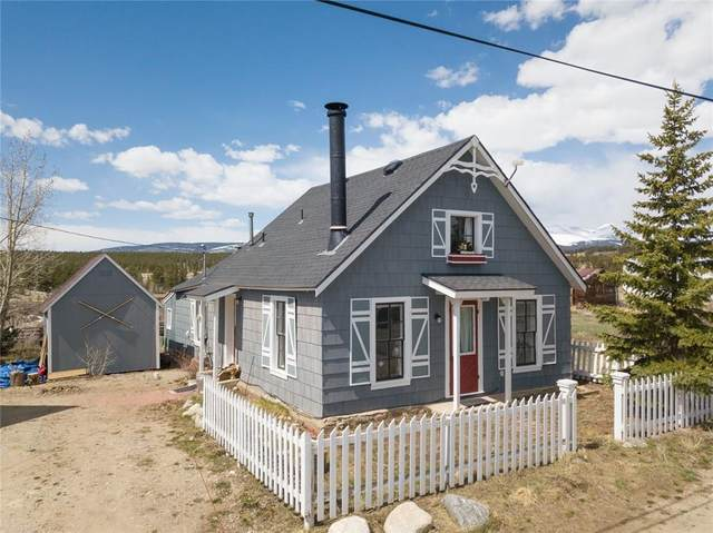 641 Front Street, Fairplay, CO 80440 (MLS #S1026029) :: Colorado Real Estate Summit County, LLC