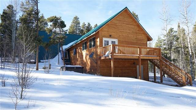 93 Ahrens Court, Fairplay, CO 80440 (MLS #S1026032) :: Colorado Real Estate Summit County, LLC