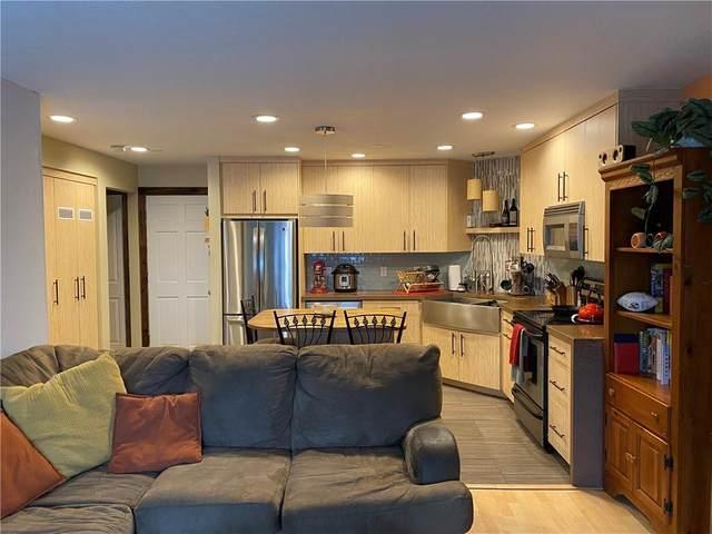 923 Straight Creek Drive #102, Dillon, CO 80435 (MLS #S1026038) :: Colorado Real Estate Summit County, LLC