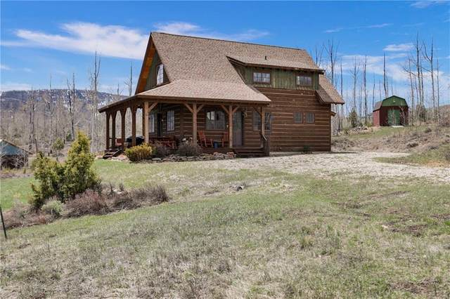960 County Road 19, Kremmling, CO 80459 (MLS #S1026043) :: Dwell Summit Real Estate