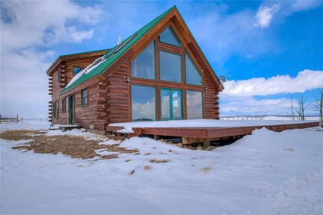 2000 Co Rd 5, Fairplay, CO 80440 (MLS #S1026045) :: Dwell Summit Real Estate