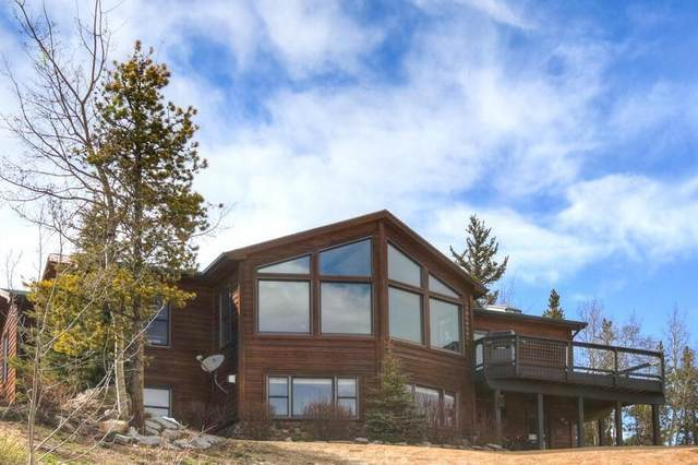 651 Lamb Mountain Road, Fairplay, CO 80440 (MLS #S1026047) :: Dwell Summit Real Estate