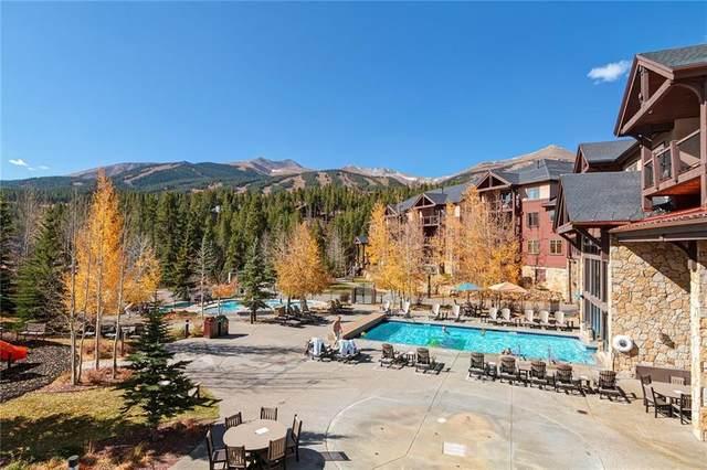 57 Snowfalke Drive #837, Breckenridge, CO 80424 (MLS #S1026067) :: eXp Realty LLC - Resort eXperts