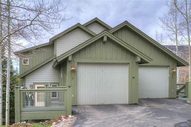 734 E Anemone Trail #0, Dillon, CO 80435 (MLS #S1026071) :: Colorado Real Estate Summit County, LLC