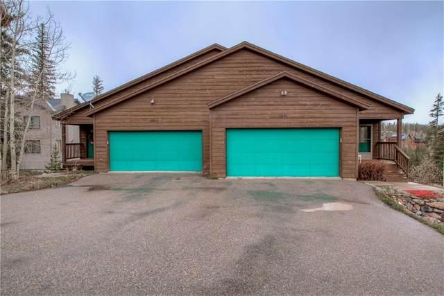 1001 Cutty Sark Court, Silverthorne, CO 80498 (MLS #S1026080) :: Colorado Real Estate Summit County, LLC