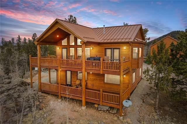 436 Bear Lane, Como, CO 80432 (MLS #S1026085) :: eXp Realty LLC - Resort eXperts