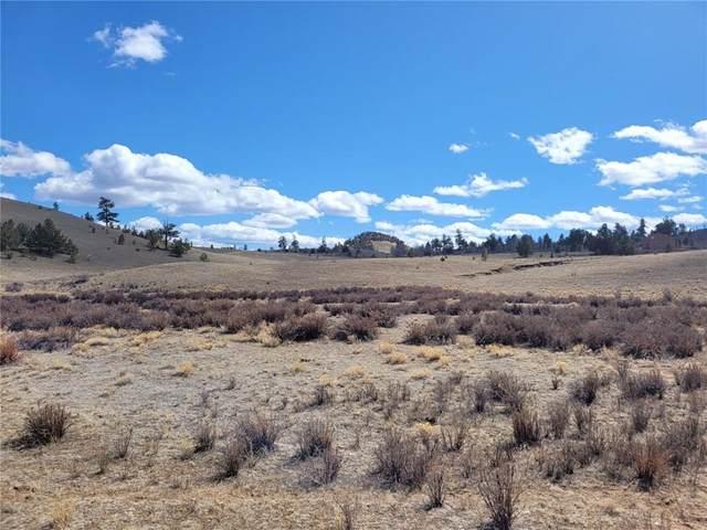 TDB Cahokia Road, Hartsel, CO 80449 (MLS #S1026112) :: Colorado Real Estate Summit County, LLC