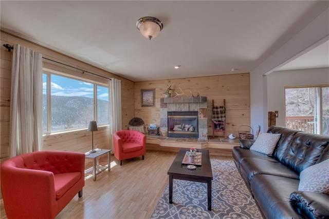 1103 Quartzville Road, Alma, CO 80420 (MLS #S1026140) :: Colorado Real Estate Summit County, LLC
