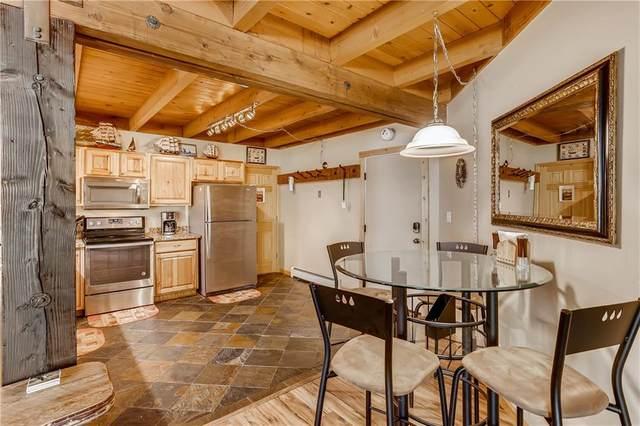 8500 Ryan Gulch Road #107, Silverthorne, CO 80498 (MLS #S1026158) :: Colorado Real Estate Summit County, LLC