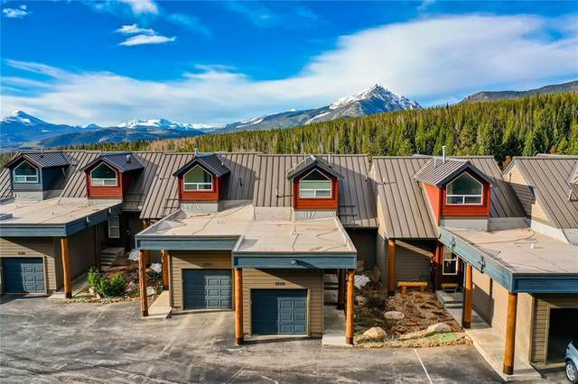 121 Cydney Lane D, Silverthorne, CO 80498 (MLS #S1026160) :: Colorado Real Estate Summit County, LLC