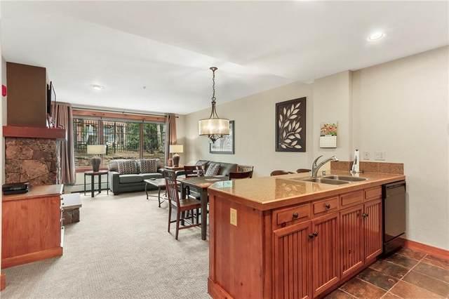 35 Mountain Thunder Drive #5107, Breckenridge, CO 80424 (MLS #S1026161) :: Colorado Real Estate Summit County, LLC
