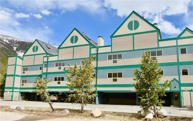 82 Wheeler Circle 319C, Copper Mountain, CO 80443 (MLS #S1026171) :: eXp Realty LLC - Resort eXperts