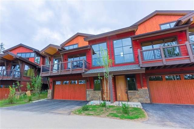 325 Lodge Pole Circle N1, Silverthorne, CO 80498 (MLS #S1026173) :: Colorado Real Estate Summit County, LLC