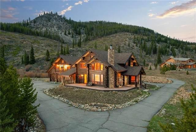 1915 Tiger Road, Breckenridge, CO 80424 (MLS #S1026198) :: eXp Realty LLC - Resort eXperts