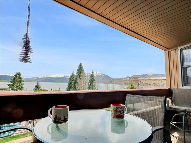 317 W La Bonte Street #202, Dillon, CO 80435 (MLS #S1026212) :: Dwell Summit Real Estate