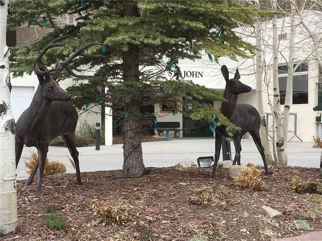 22097 Sts John Rd Road #2537, Keystone, CO 80435 (MLS #S1026215) :: Colorado Real Estate Summit County, LLC