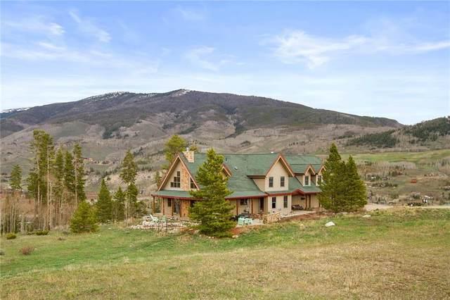 1305 Ruby Road, Silverthorne, CO 80498 (MLS #S1026237) :: Colorado Real Estate Summit County, LLC