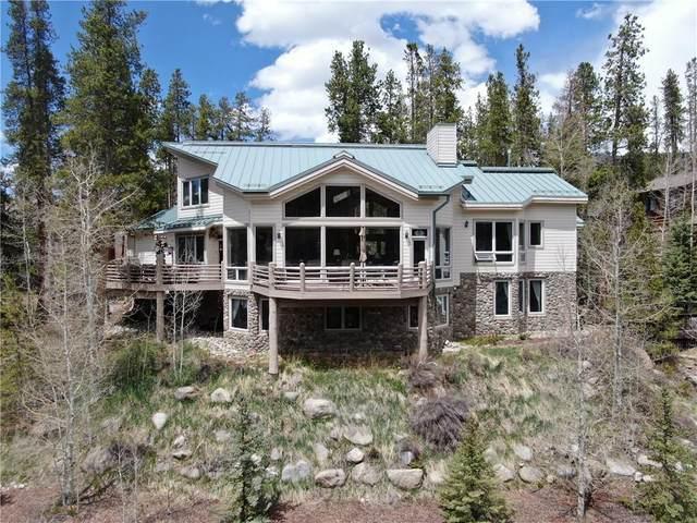 242 Elk Crossing Lane, Keystone, CO 80435 (MLS #S1026240) :: Colorado Real Estate Summit County, LLC