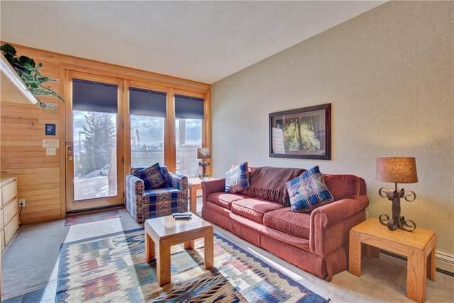 91400 Ryan Gulch Road 91404B, Silverthorne, CO 80498 (MLS #S1026244) :: Colorado Real Estate Summit County, LLC