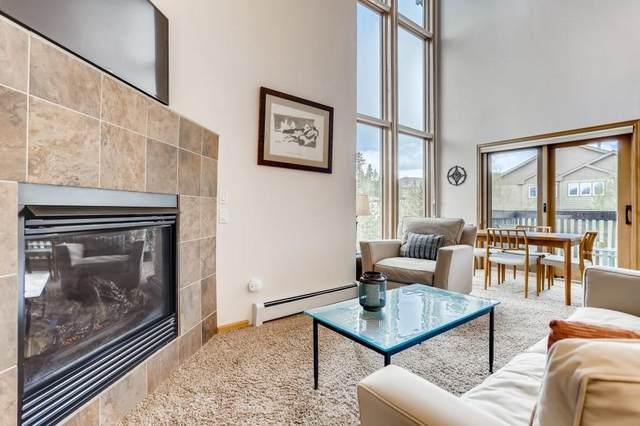 3710 Ryan Gulch Road #378, Silverthorne, CO 80498 (MLS #S1026265) :: Colorado Real Estate Summit County, LLC