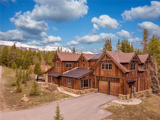 34 Beavers Drive, Breckenridge, CO 80424 (MLS #S1026273) :: eXp Realty LLC - Resort eXperts