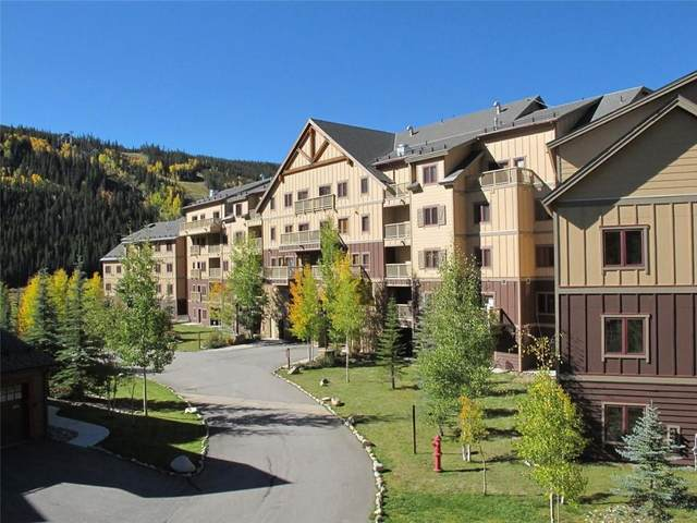 20 Hunki Dori Court #2287, Keystone, CO 80435 (MLS #S1026286) :: Colorado Real Estate Summit County, LLC