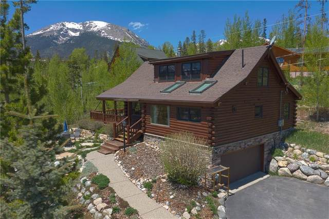 71 Shooting Star Way, Silverthorne, CO 80498 (MLS #S1027301) :: Dwell Summit Real Estate