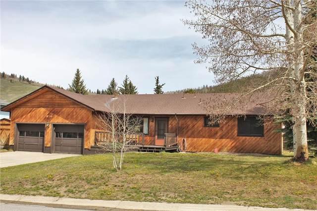 393 Big Elk Road, Dillon, CO 80435 (MLS #S1027303) :: Colorado Real Estate Summit County, LLC