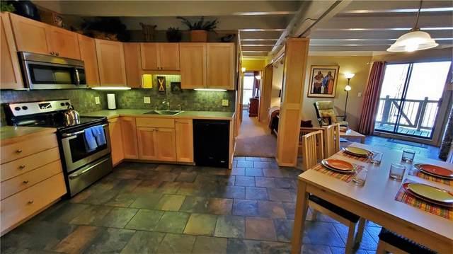 2400 Lodge Pole Circle G2, Silverthorne, CO 80498 (MLS #S1027306) :: Colorado Real Estate Summit County, LLC