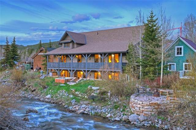303 N Main Street B, Breckenridge, CO 80424 (MLS #S1027307) :: Dwell Summit Real Estate