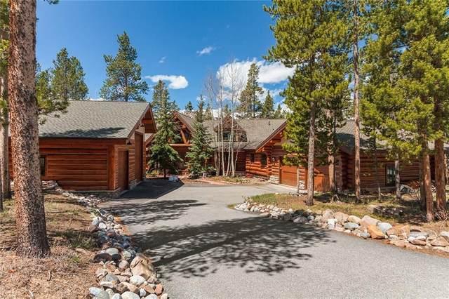 16 Dyer Trail, Breckenridge, CO 80424 (MLS #S1027315) :: Dwell Summit Real Estate