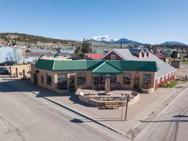 456 Front Street #000, Fairplay, CO 80440 (MLS #S1027338) :: Clare Day with Keller Williams Advantage Realty LLC