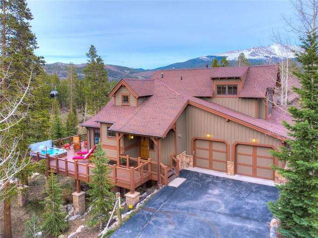 60 Cucumber Patch Placer Unit#3, Breckenridge, CO 80424 (MLS #S1027346) :: Colorado Real Estate Summit County, LLC