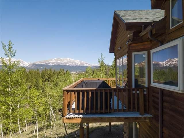 223 Juniper Court, Alma, CO 80420 (MLS #S1027348) :: eXp Realty LLC - Resort eXperts