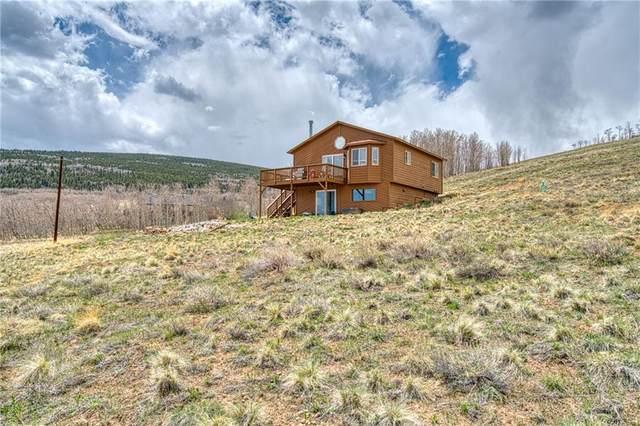 1694 Sheep Ridge Road, Fairplay, CO 80440 (MLS #S1027356) :: Colorado Real Estate Summit County, LLC