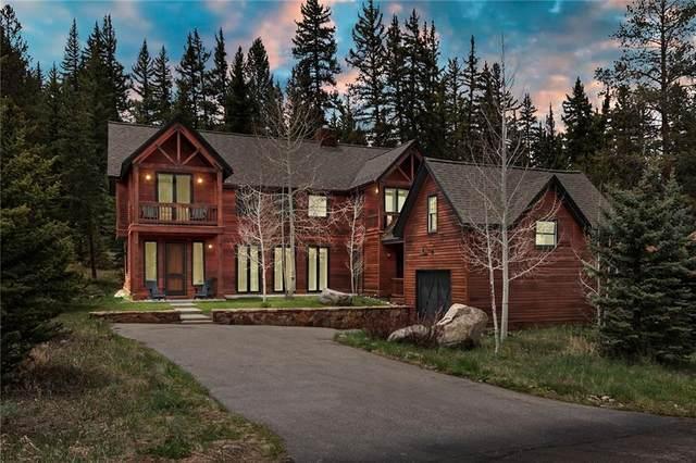 60 Golden Rod Circle, Dillon, CO 80435 (MLS #S1027398) :: Colorado Real Estate Summit County, LLC