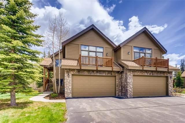 100 Rocky Run Lane, Silverthorne, CO 80498 (MLS #S1027403) :: Dwell Summit Real Estate