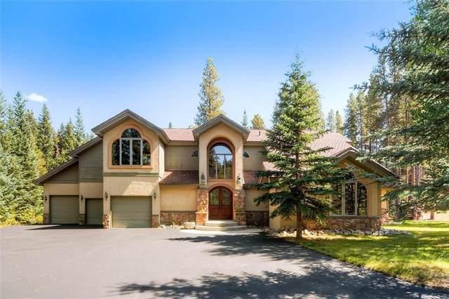 93 Horizon Lane, Breckenridge, CO 80424 (MLS #S1027412) :: Colorado Real Estate Summit County, LLC