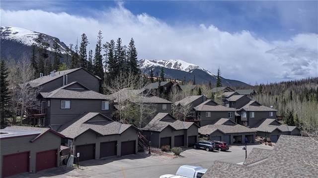 105 Spyglass Lane #105, Silverthorne, CO 80498 (MLS #S1027419) :: Colorado Real Estate Summit County, LLC